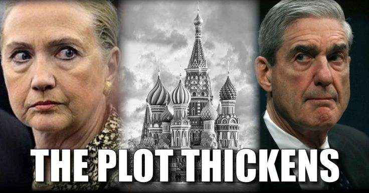 BOMBSHELL REPORT: Crooked Mueller Tied To Crooked Hillary's Schemes ...