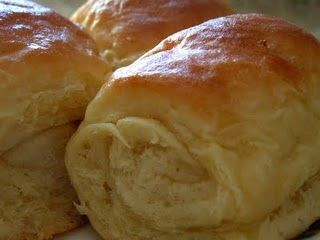 I love, love, love these rolls!