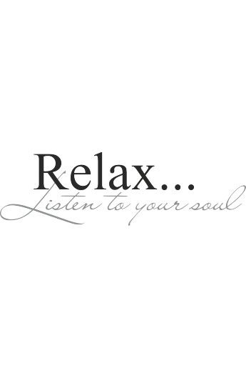 Relax! Just do it - listen to your soul. LOL