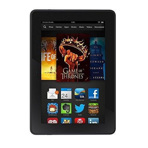 """Kindle Fire HDX 7"""" HDX Display Wi-Fi 64 GB - Includes Special Offers (Previous Generation - 3rd)"""