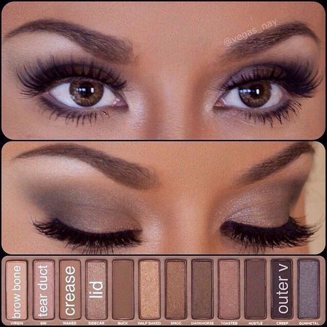 Another DIY Using The Naked Palette!