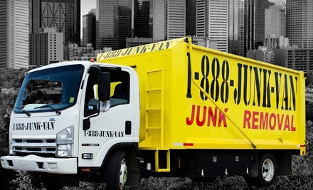 $35 for up to 250lbs of Junk Removal! #Deals #Kitchener #Waterloo #Cbridge