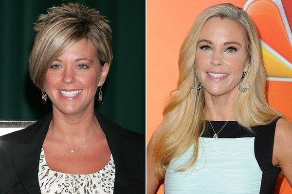Classed Up: Reality TV Stars Then vs. Now - Kate Gosselin