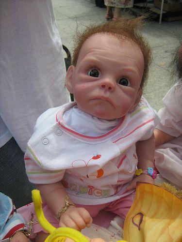ugly asian baby girl -#main