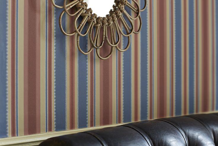 Colonial Stripe Morocco Little Greeneu0027s new
