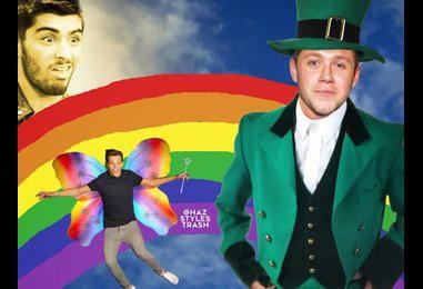Niall Horan Googled St Patrick's Day Then Got Brilliantly Trolled | MTV UK