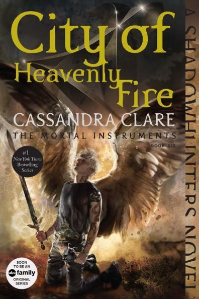 New cover for City of Heavenly Fire ... the mortal instruments, book, cover, city of heavenly fire, jonathan morgenstern