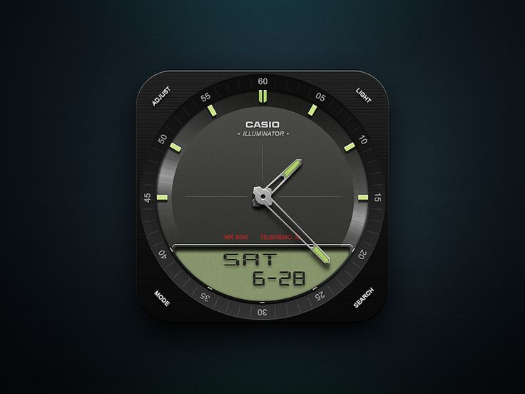 Casio icon