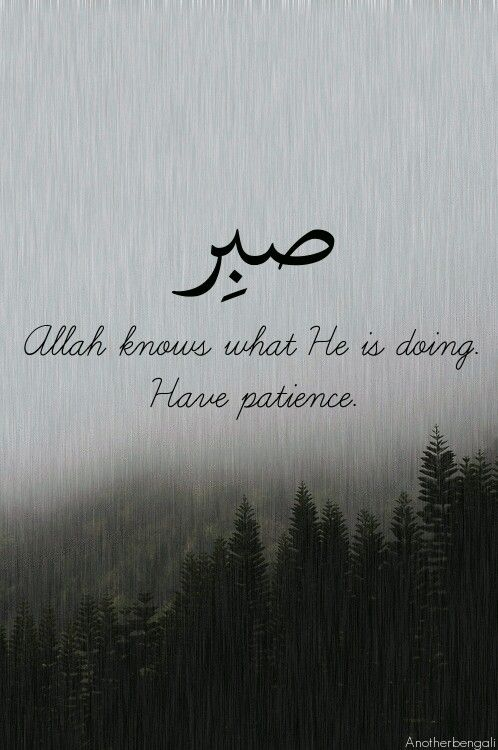 sabr #patience followed by #redha peaceful bliss, God's highest response to his test