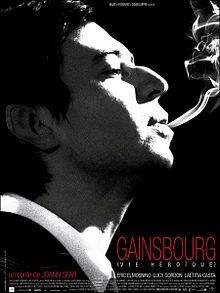 Gainsbourg (Vie héroïque) - Well, I grew up listening to Gainsbourg and I love Joann Sfar's work... so I had to love this movie. Very creative and the actor is the spitting image of Gainsbourg, very remarkable!