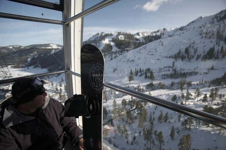 Things to do in Lake Tahoe - Heavenly views of Heavenly Mountain  #usa #america #laketahoe #fun #snow #winter #winterwonderland #experience #adventure #skiing  #travel #traveltherenext #squawvalley #thingstodo #heavenlymountain