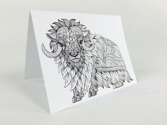 musk ox coloring page - 63 best lunawind design images on pinterest christmas