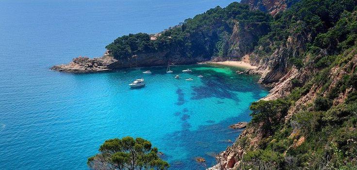 Platges de Tossa/Playas de Tossa/Beaches of Tossa