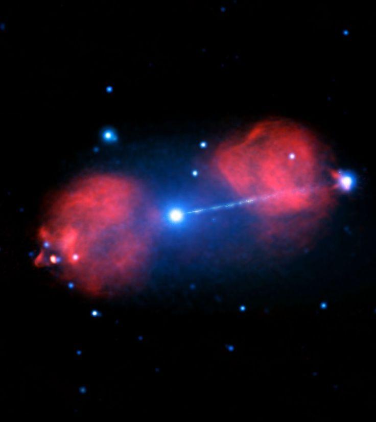 Universo Mágico: El agujero negro supermasivo más lejano conocido