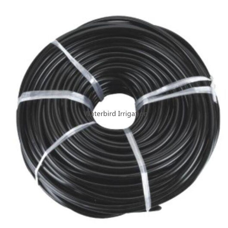 Wholesales 1/8inch Roll Soft PVC Micro-tubing 5mmx3mm Poly Tubing Greenhouse Micro Accessory Tubing Micro-tubing Soft PVC T124