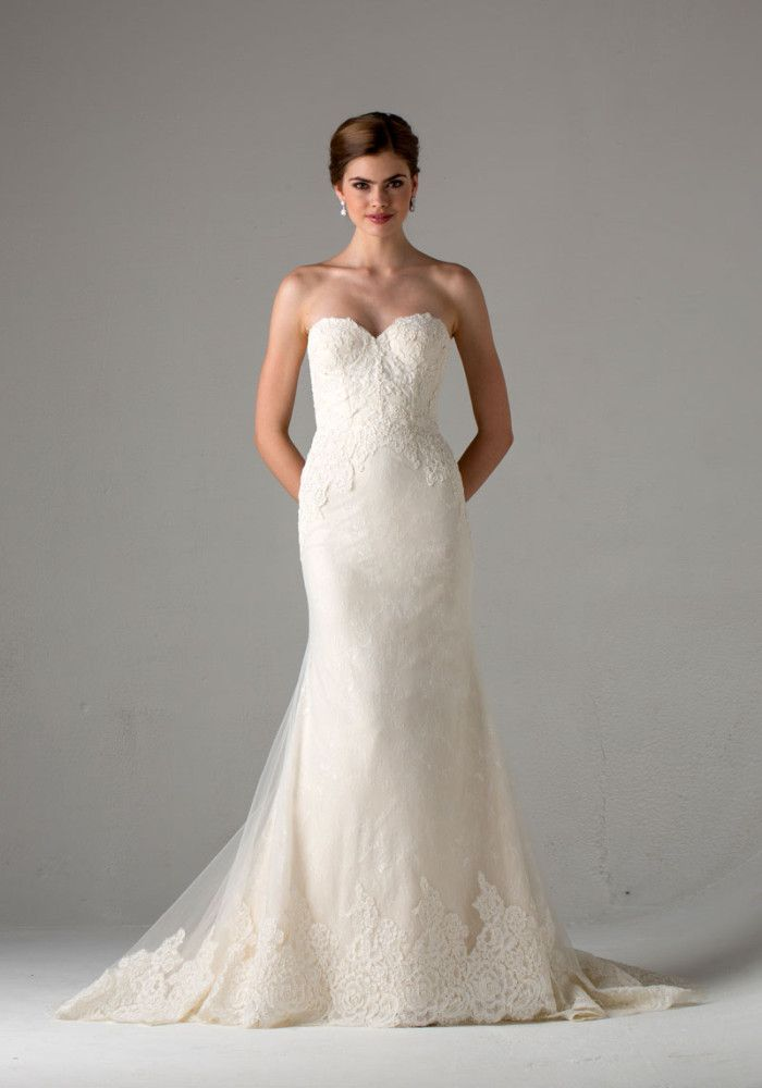 Avallon Anne Barge Wedding Dresses