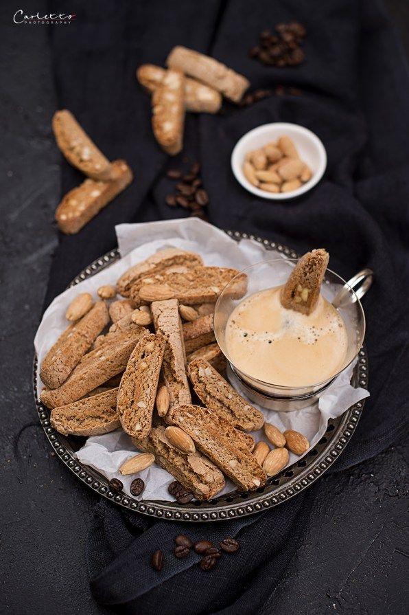 Leichte Zitronen Mandel Biscotti Rezept Rezepte Snack Rezepte Und Kaffeegeback