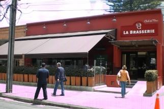 La Brasserie, najboljši profiterol v mestu!