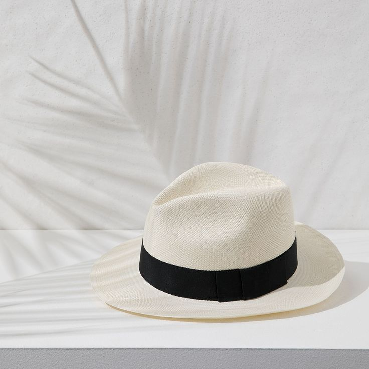 Hand woven by Ecuadorian artisans from sustainably harvested straw, our new hats embody the beautiful natural spirit of summer.