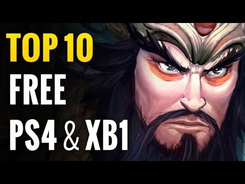 Top 10 Free PS4 & Xbox One Games - http://freetoplaymmorpgs.com/ps4/top-10-free-ps4-xbox-one-games