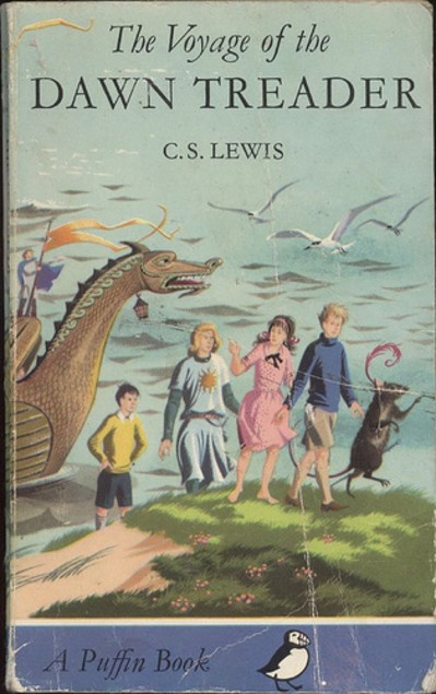 The Voyage of the Dawn Treader by C.S. Lewis | LibraryThing