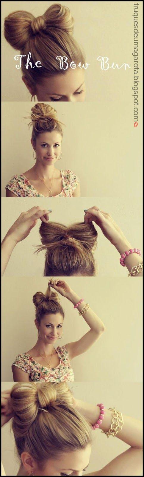 Lo bueno de tener pelo largo es poder hacerte estos 20 peinados fáciles
