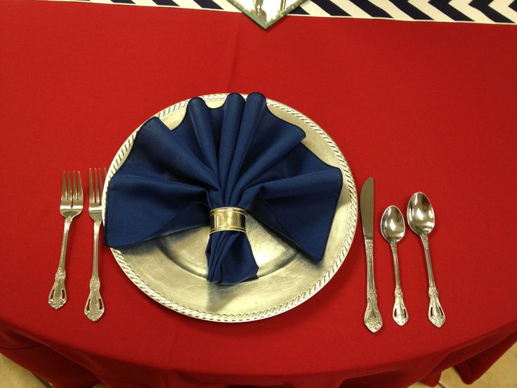 For the third installment of DIY Wedding: Napkin Folds we are going to show you how to do the Napkin Ring Fan Fold which adds a beautiful focal point to any table setting. For this fold you will ne…