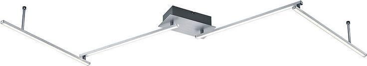 TRIO Leuchten LED Deckenleuchte, »HIGHWAY« Jetzt bestellen unter: https://moebel.ladendirekt.de/lampen/deckenleuchten/deckenlampen/?uid=818960e5-8544-531a-949b-fd3e8fe4bd40&utm_source=pinterest&utm_medium=pin&utm_campaign=boards #deckenleuchten #lampen #deckenlampen