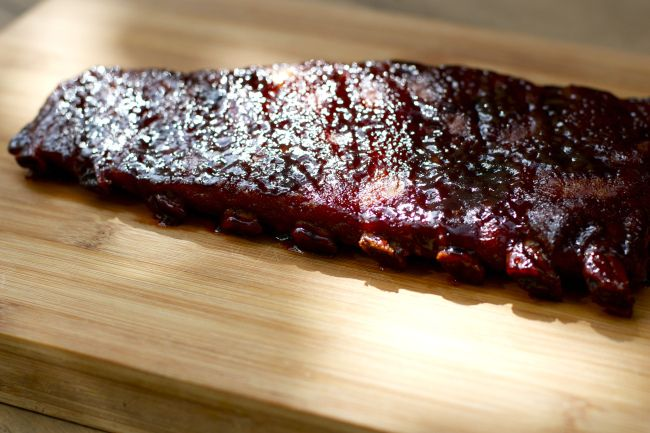 BBQ Pork Spare Ribs Recipe http://inthemoodforfoodbyjay.wordpress.com