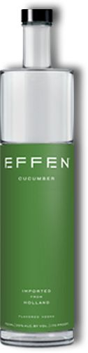 Best drink ever...,  2 oz Effen Cucumber vodka  2-3 oz minute maid lemonade frozen concentrate - still frozen  4-5 oz gingerale  4 oz club soda   Mix together with a lot of ice...aaahhhh so very refreshing!