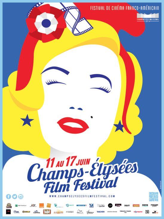 parijsopmaat.nl Champs-Elysées Film Festival