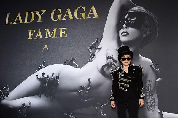 LADY GAGA FAME EAU DE PARFUM LAUNCH EVENT  Haus Laboratories in Paris, Steven Klein, Coty Inc. and Lady Gaga celebrated the launch of Lady Gaga FAME Eau de Parfum at the Solomon R. Guggenheim Museum in New York City...