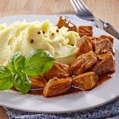 Le ricette di Cukò: BOCCONCINI DI MAIALE CON PAPRIKA DOLCE E ACETO BALSAMICO