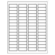 "Template for Easy Peel Return Address Labels 2/3"" x 1-3/4"" (5195) | Avery.com"
