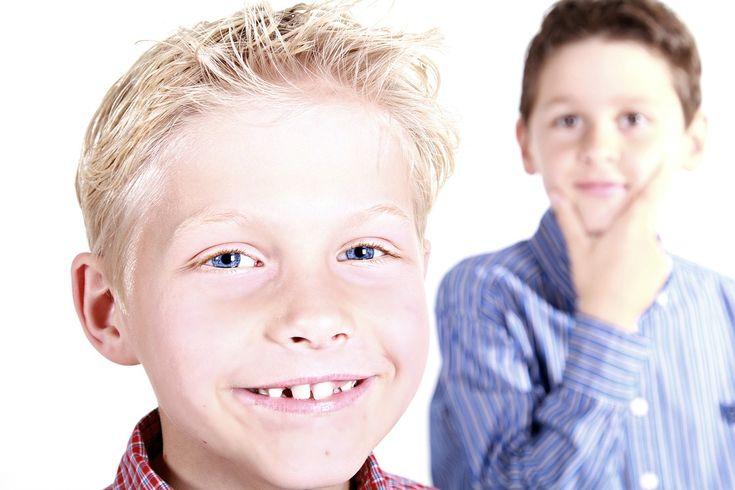 Здоровые зубы с гелем Фагодент