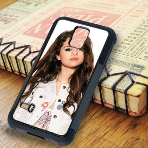 Selena Gomez Casual Style Samsung Galaxy S5 Case