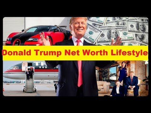 Donald Trump Net Worth, Bio, Cars, Bikes, Houses, Private Jets and Lifes...