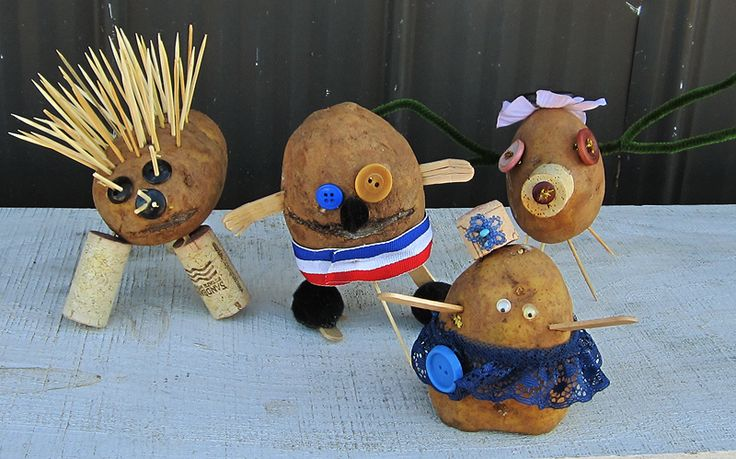 potato people - Google Search