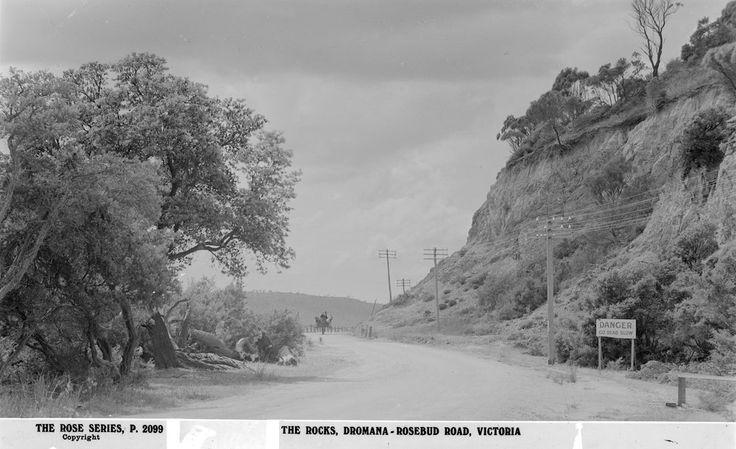 The rocks on Dromana-Rosebud Road