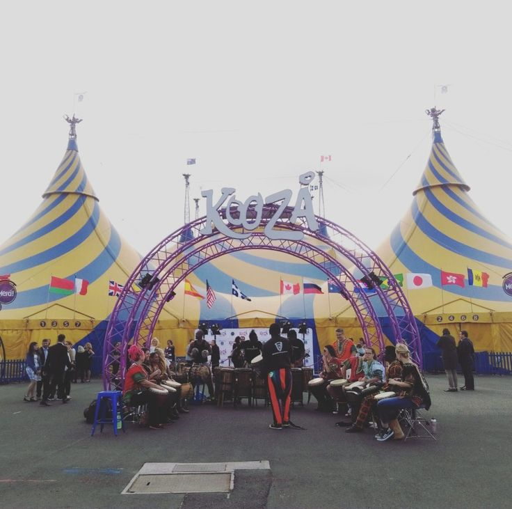 HOT: KOOZA by Cirque du Soleil, Flemington Racecourse, Flemington http://tothotornot.com/2017/01/kooza-cirque-du-soleil/