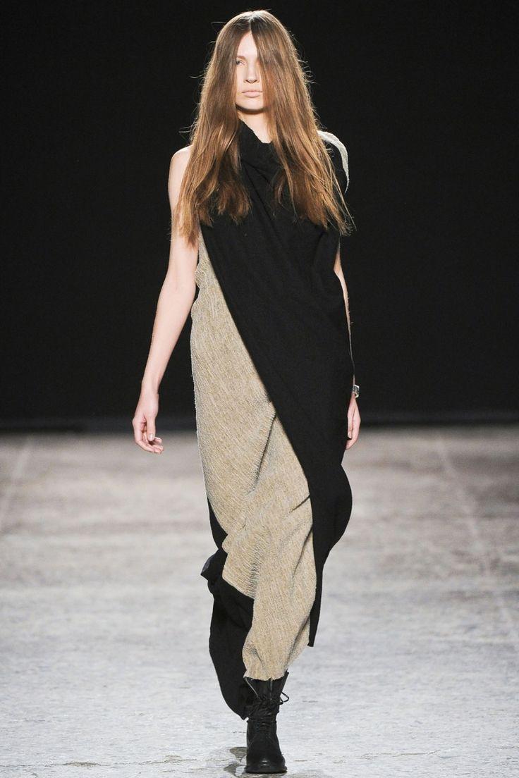 Uma Wang, Осень-зима 2012/2013, Ready-To-Wear, Милан