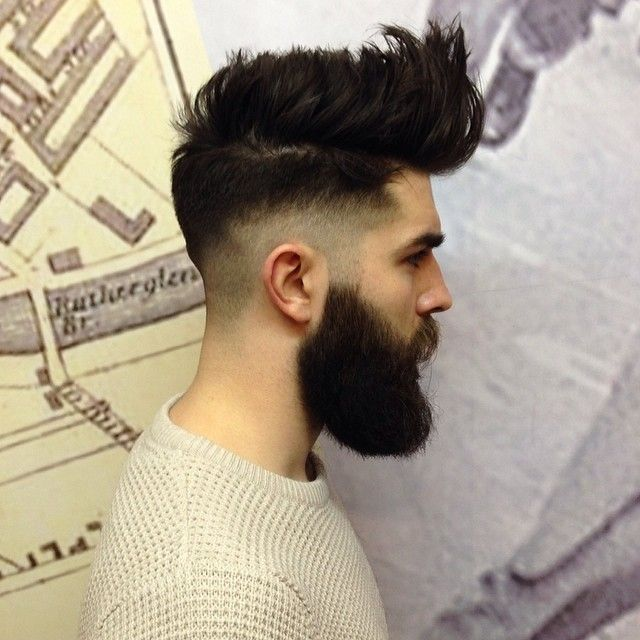 Outstanding Best Hairstyles For Beards Guide With Pictures And Advice Short Hairstyles Gunalazisus