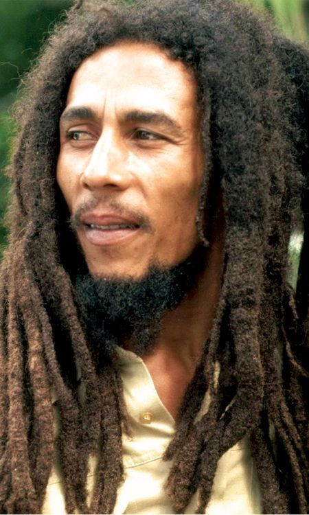 Chinese Rastafarian Bob Marley | #G...