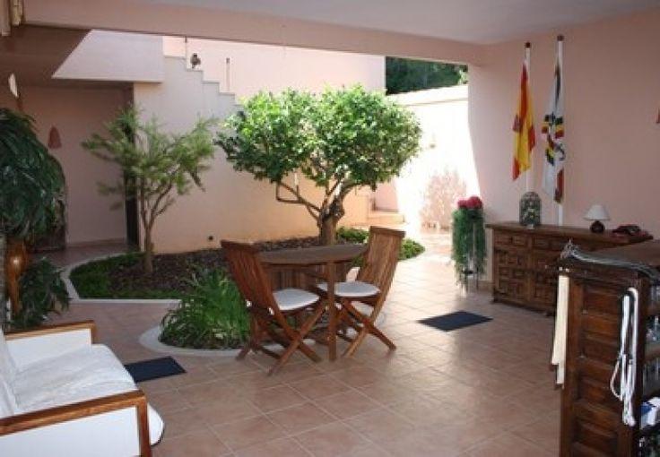 Spanish villa 2 bed Calpe Alicante Ref 2395