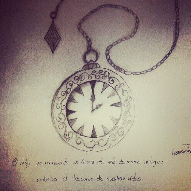 #drawing #watch