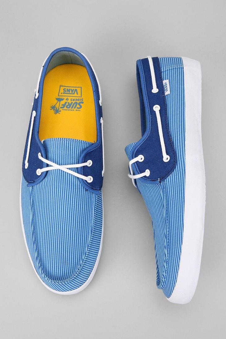 Vans Chauffeur Boat Sneaker