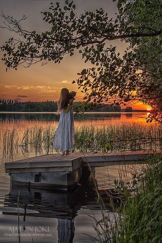 BLOG ‹ Ajaton Joki / Fine Portraits by Andrea Joki, Finland, Midnight Sun