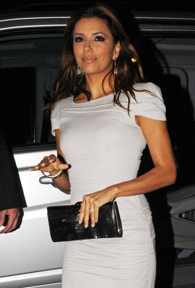 Eva Longoria starred as Gabrielle Solis in Desperate Housewives (2004-2012)