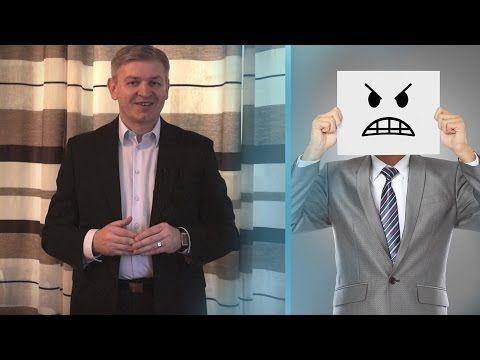 Porady jak radzić sobie z agresją innych osób | Krzysztof Sarnecki - YouTube