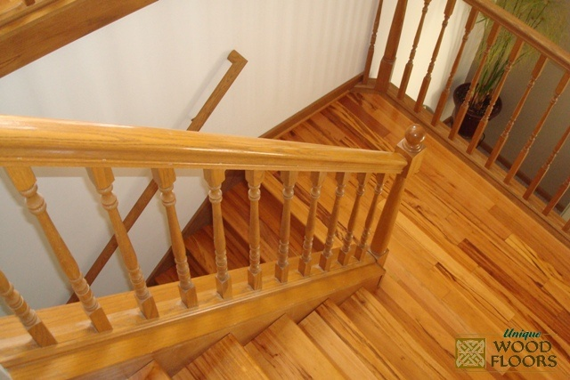 14 Best Unique Wood Floors For Stairs Images On Pinterest